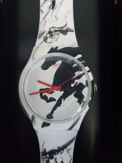 Swatch Year of the Horse memorative watch