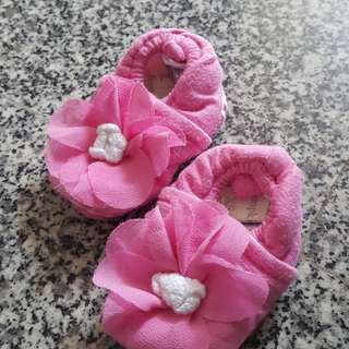 Pumpkin Patch Baby Girl Shoes