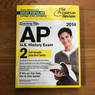Cracking the AP U.S History Exam (2014) (The Princeton Review)