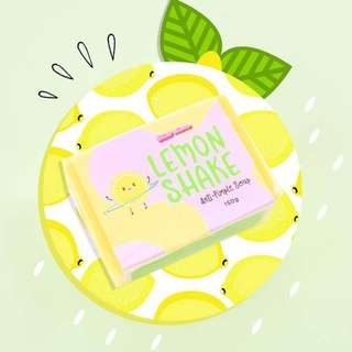 LEMON SHAKE SOAP