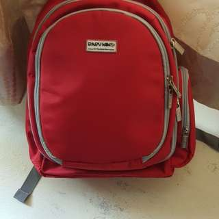Baby Kiko backpack