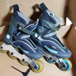 K2 In-line skates (rollerblades) size 5