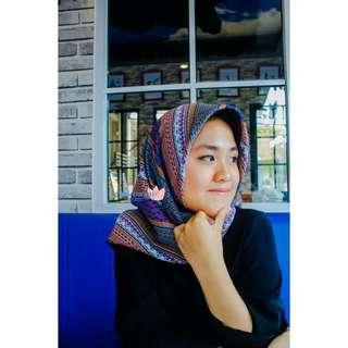 Hijab Bohemian