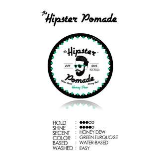 Hipster Pomade (Free gift)