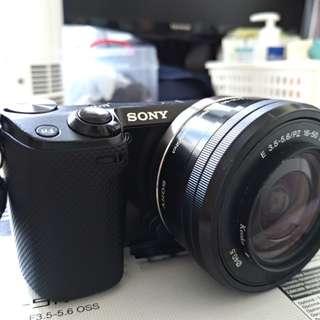 Sony NEX5R 日本內銷水貨 Kit Set 無反相機