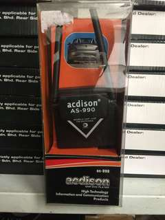 Car Tv Fm Antenna Acdison AS-990