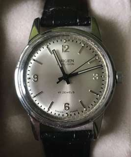 Gruen 1960's Stainless Steel Watch