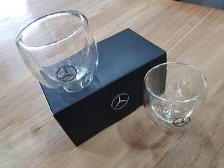Mercedes Benz Espresso Cup