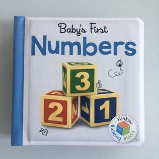 Baby's First Number Book