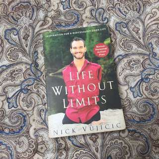 LIFE WITHOUT LIMITS (Book)