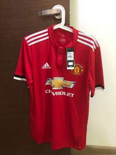 Manchester United Jersey 17/18 home kit