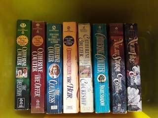 Catherine Coulter books