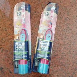 Oral B kids Electric toothbrush