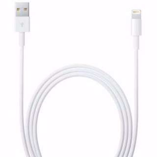 Apple USB Lightning Charging Cable - Genuine