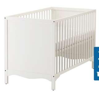 Ikea Baby Cot (60*120cm)