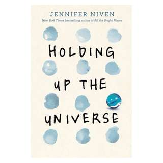 E-book English Novel - Holding Up the Universe - Jennifer Niven
