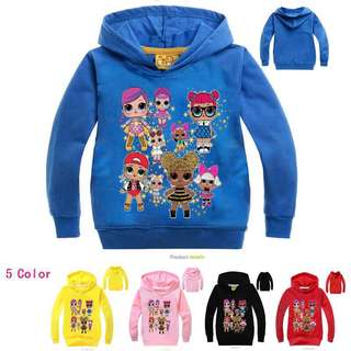 PO LOL Surprise Doll Sweater