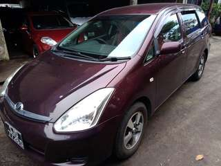 Toyota Wish 🇸🇬Singapore Car . Condition Very Good . Cash rm 8k siap jb