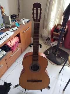 Cort classical guitar CCP10 NS