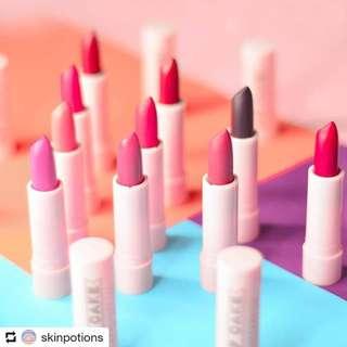 Lip Cake Flat Matte Lipstick