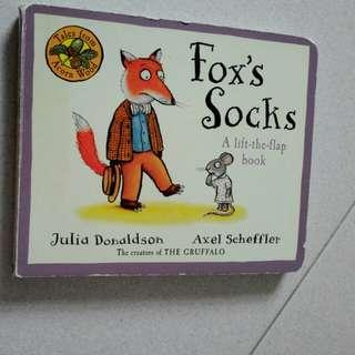 Children books lift the flap