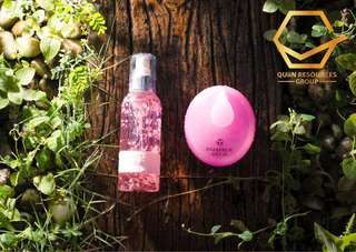 HOT SELLING IN MALAYSIA Slimming product: Enzserum Gen III comes with a free pink massager!!! HURRY before it's sold out!!!