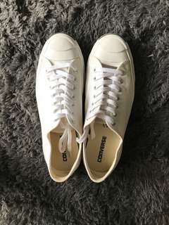 Converse Jack Purcell canvas white US 9