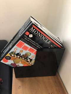 Monocle - FIVE (5) Magazine Issues: 76 77 78 79 80
