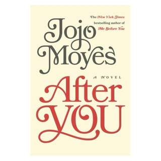E-book English Novel - After You - Jojo Moyes