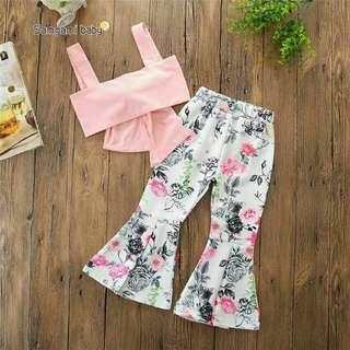 #baby30 Floral Legging