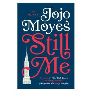 E-book English Novel - Still Me - Jojo Moyes