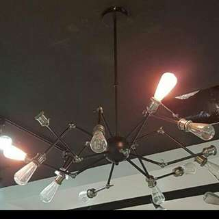 Stylish Vintage industrial rustic Designer Hanging Lights. Suitable for Home , restaurants and Office. (Display Sets)