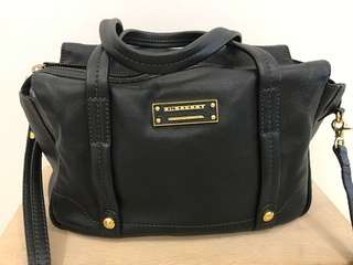 Burberry Blue label from Japan original (Full leather)