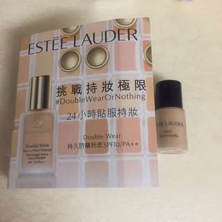 Estee Lauder Double Wear Stay-in-Place Makeup SPF10/PA++