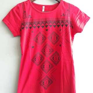 T shirt Cardinal