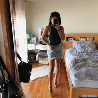 BNWT backless bodysuit