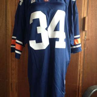 BO JACKSON SIGNED RUSSEL ATHLETIC JERSEY $150USD