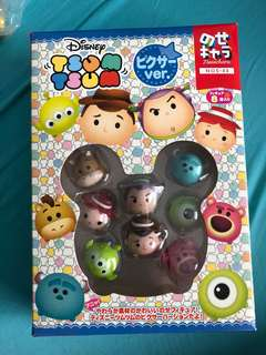 Tsum Tsum cake topper toy story