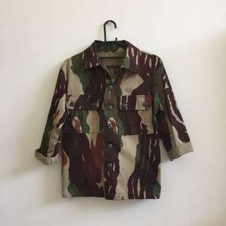 Army Outer : TNI AD KOPASSUS Outer Size S