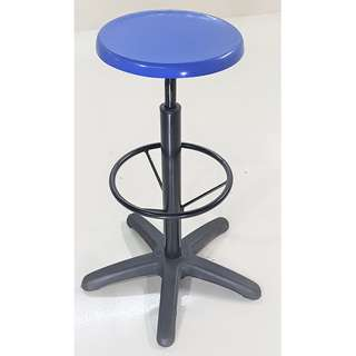 High Bar Stool (Fibre)