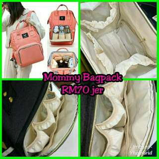 Mommy bagpack