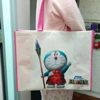 多啦A夢Doraemon特別版購物袋Shopping bag