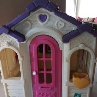 Playhouse atau Rumah Rumahan Lerado Murah