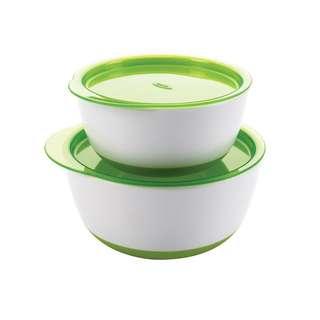 Oxo tot feeding bowl with lid (big)