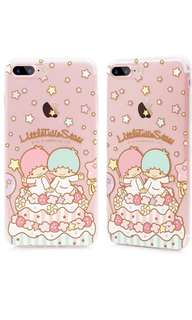 Garmma 正版 Little Twin Stars 手機殼 iphone7 iphone8