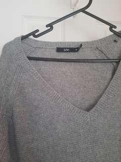 Sportsgirl grey knit