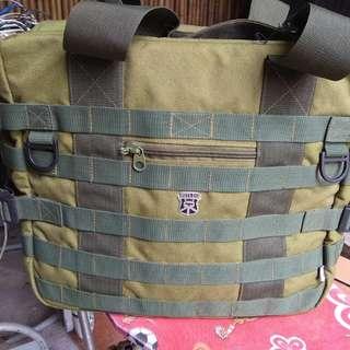 Military messenger bag made in japan free shipping plus freebie