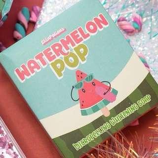 Watermelon Pop Soap