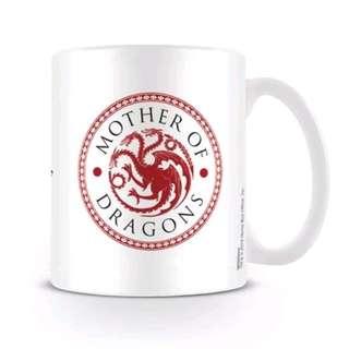 Mother of Dragons Khaleesi Mug