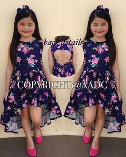 MAR 18 KIDS DRESS (DAK)